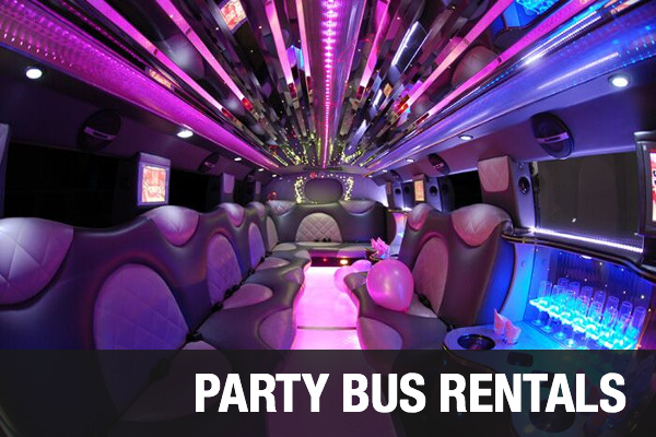 Reasons to Rent a Party Bus